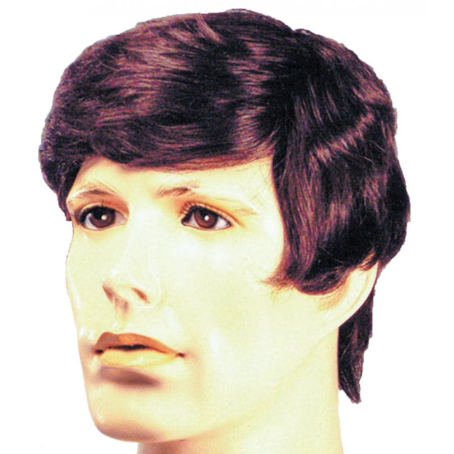 ST MAN WIG BRIGHT GREEN