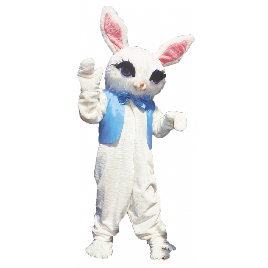 RABBIT MASCOT AS PICTURED