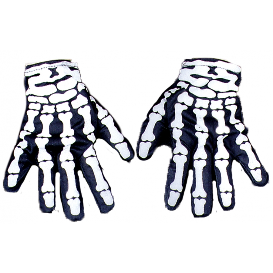 GLOVE SKELETON HAND Not Glow