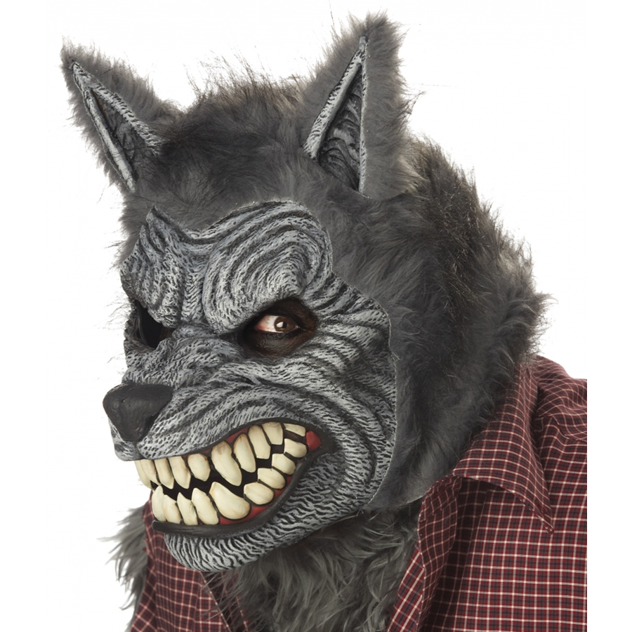 WEREWOLF MASK ANI MOTION
