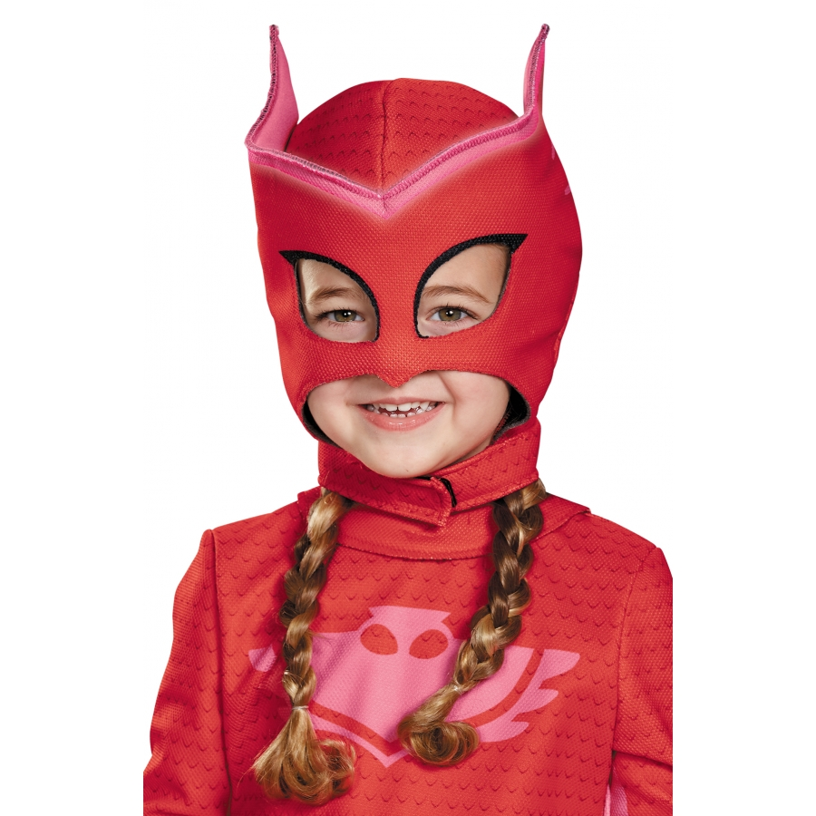 PJ OWLETTE DELUXE MASK CHILD