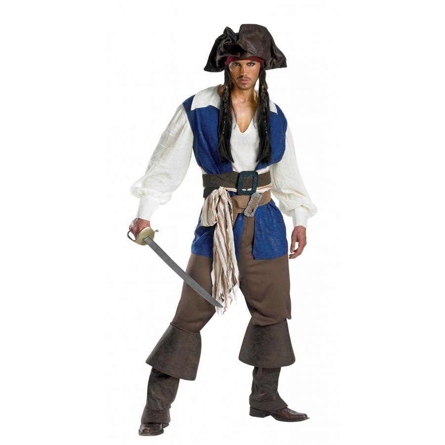 Костюмы в пиратском стиле своими руками
