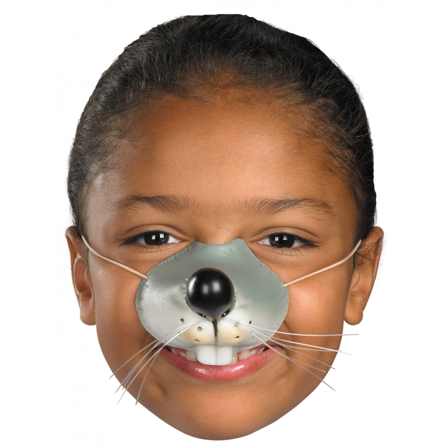 NOSE MOUSE W ELASTIC
