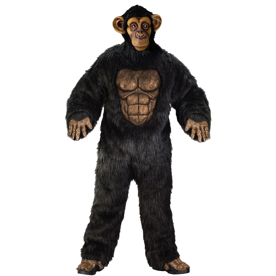 COMICAL CHIMP ADULT
