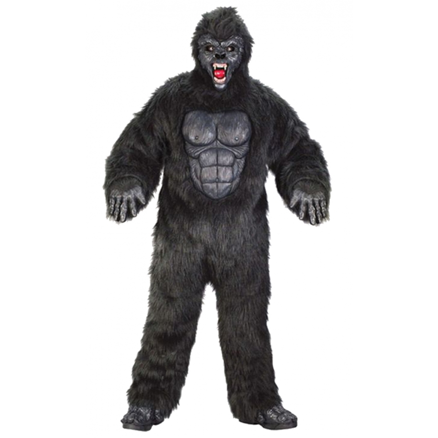 GORILLA SUIT PLUS ADULT
