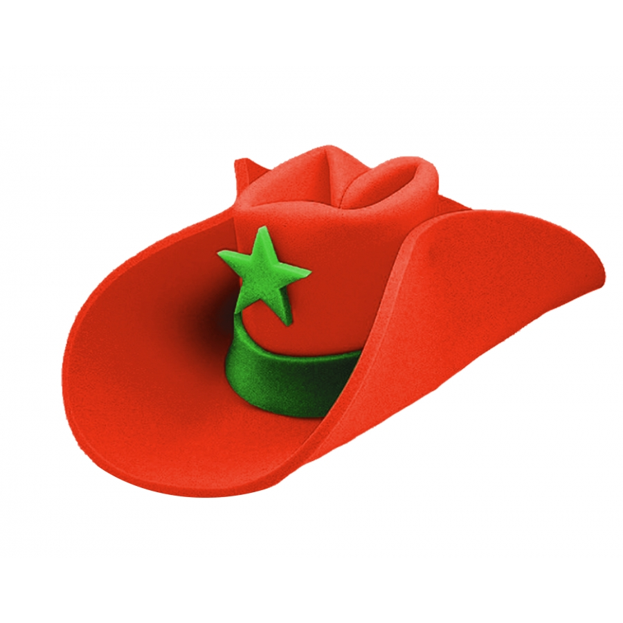 40 GALLON HAT ORANGE