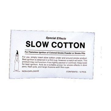 FLASH COTTON SLOW ORMD