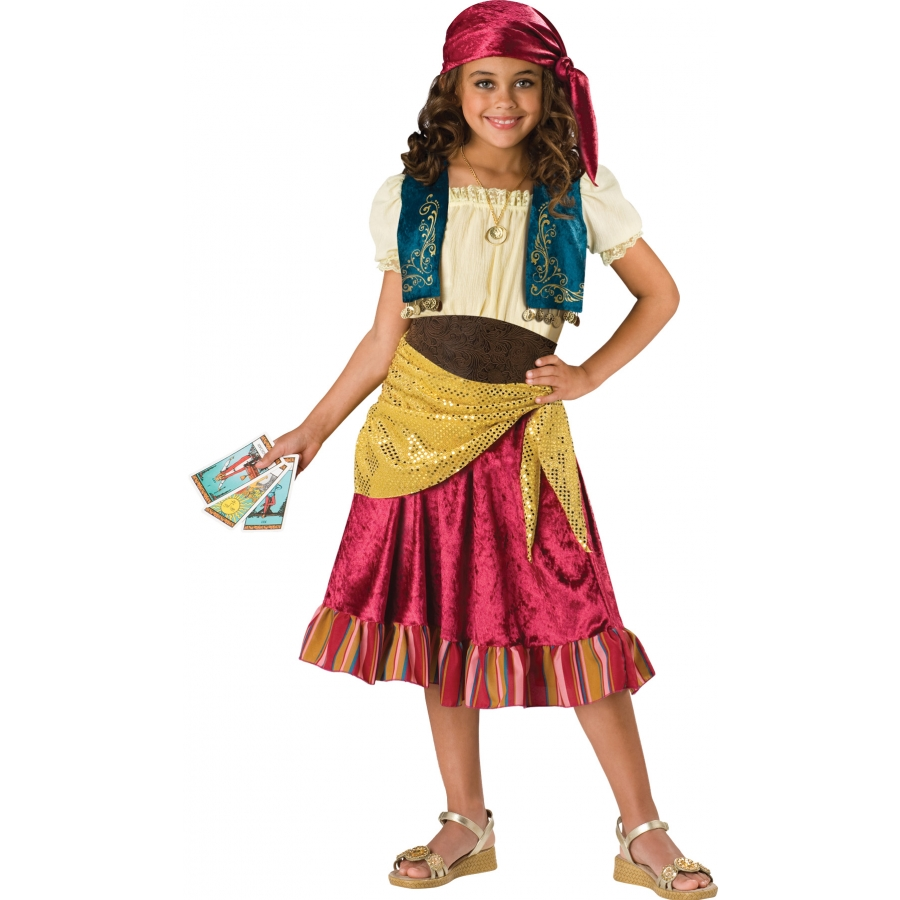 GYPSY 2B CHILD SZ 6