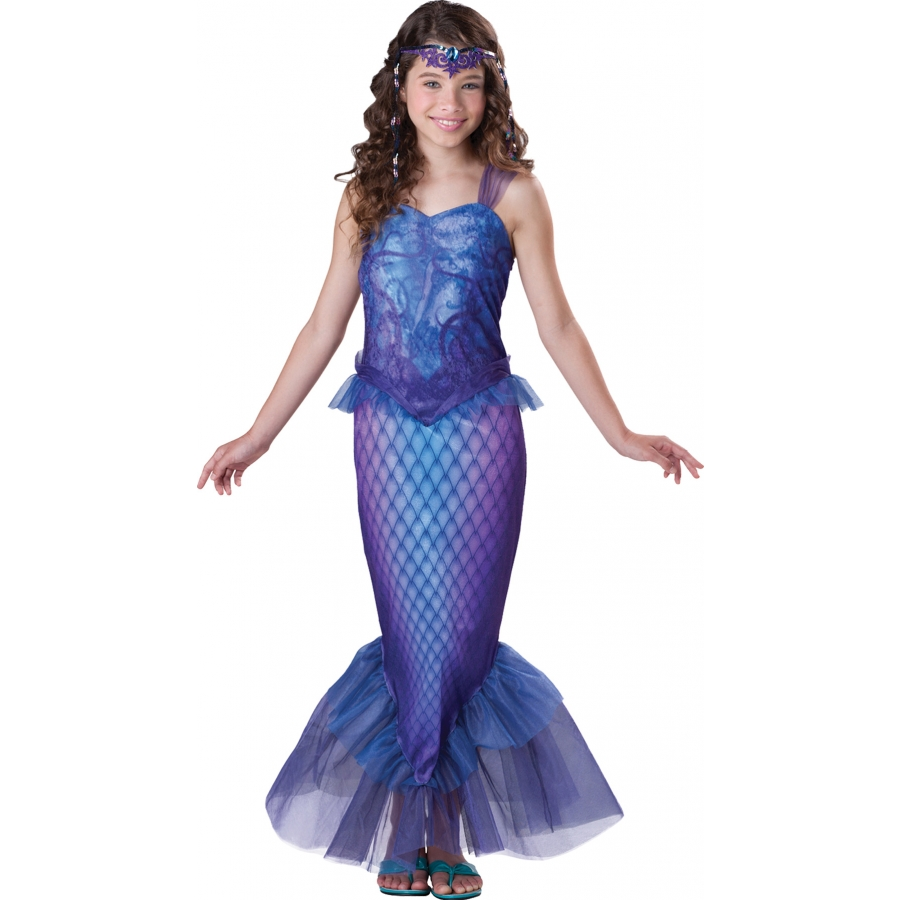 MYSTERIOUS MERMAID LARGE 12 14