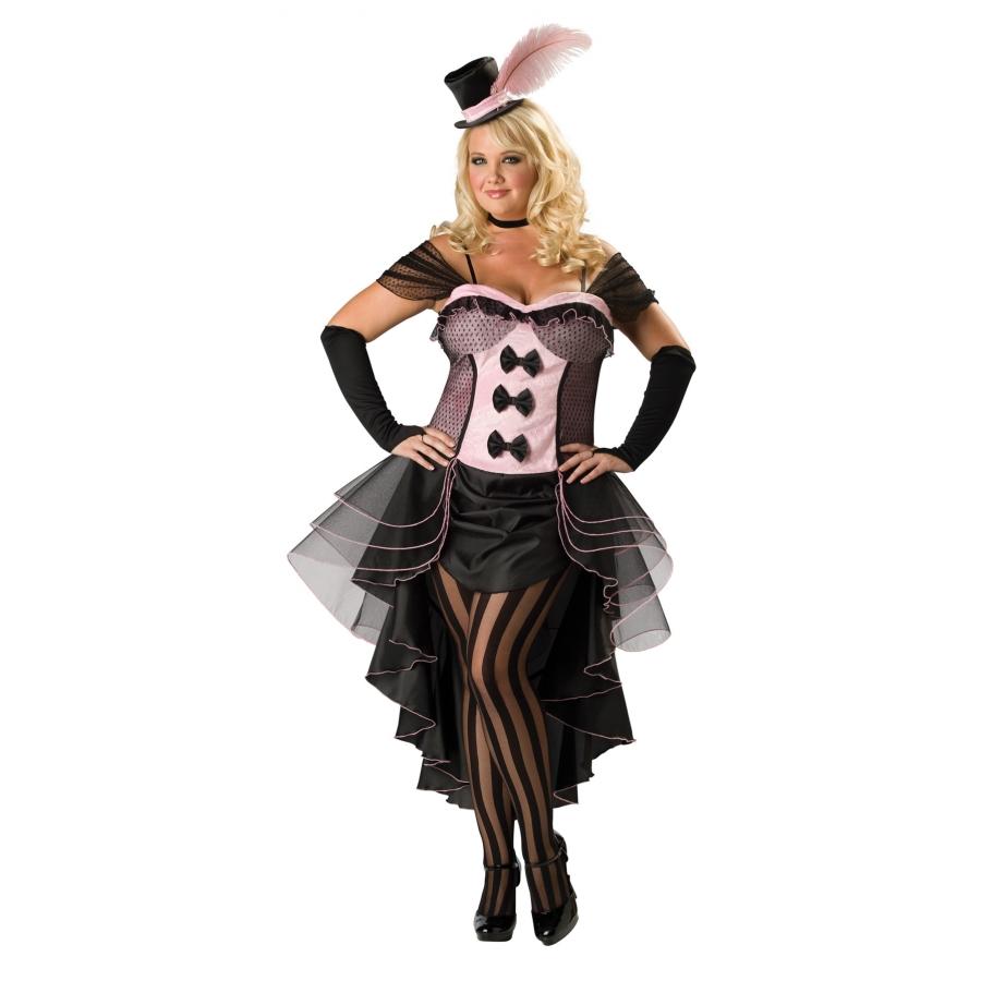 LADY MAVERICK SALOON DANCER WESTERN COSTUME XXL FW5734