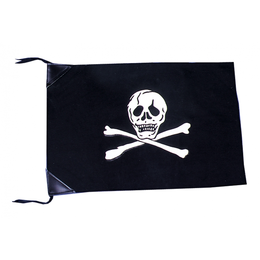 FLAG PIRATE COTTON