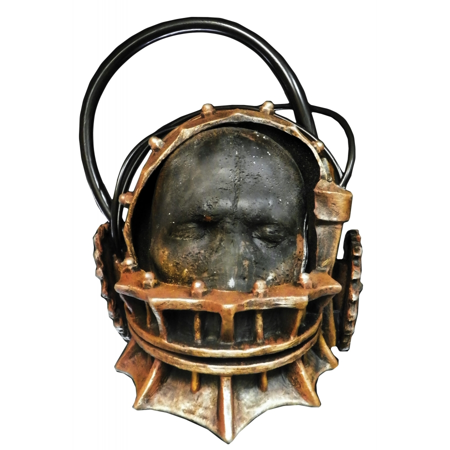SAW REVERSE BEAR TRAP MASK