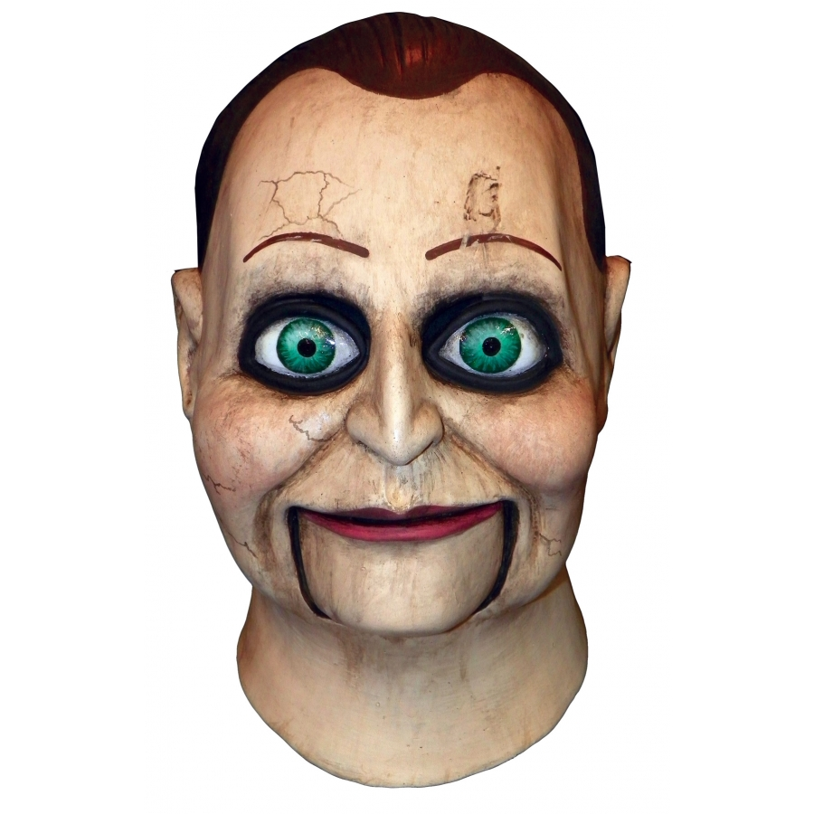 DEAD SILENCE BILLY PUPPET MASK