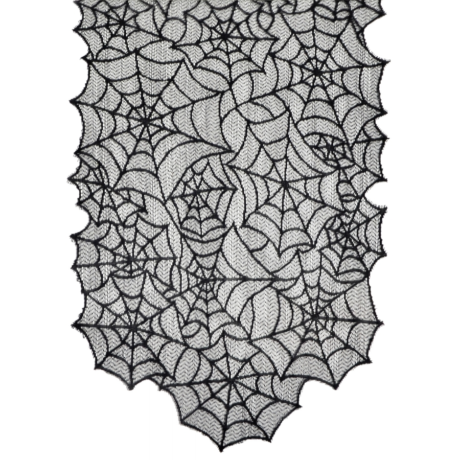 SPIDERWEB LACE TABLE RUNNER