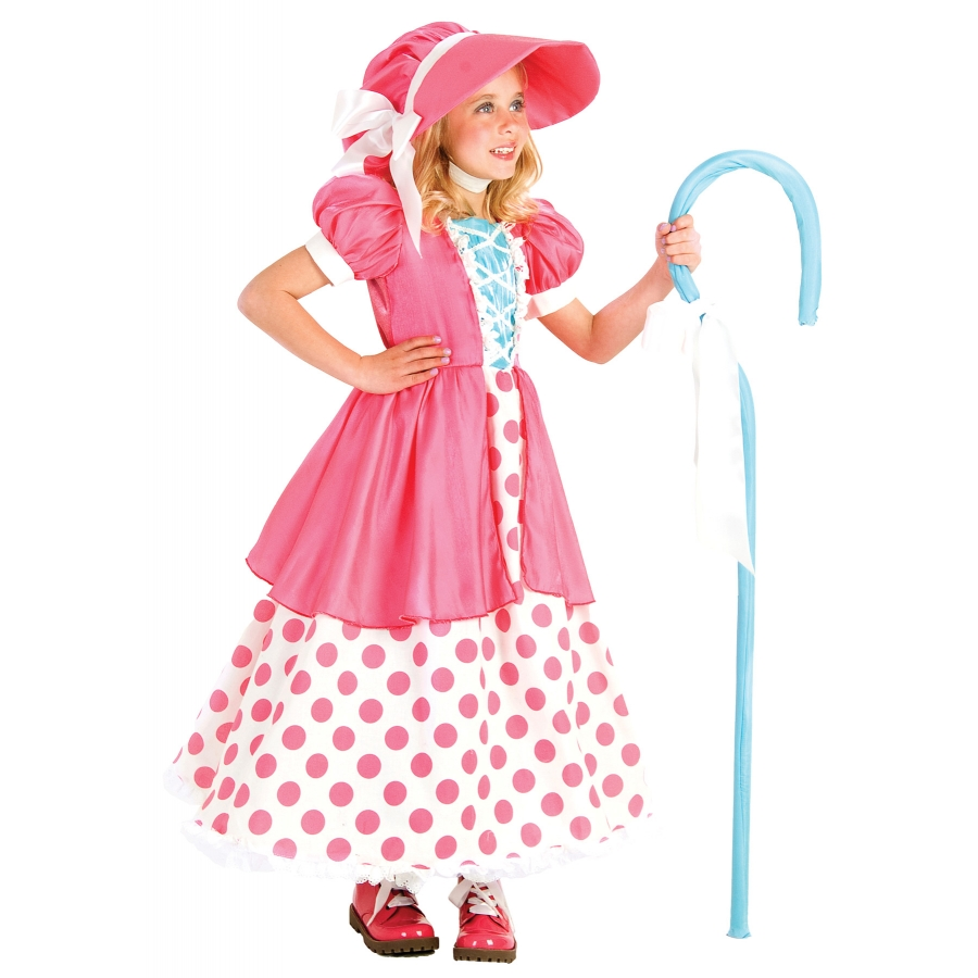 POLKA DOT BO PEEP CHILD S 5 6