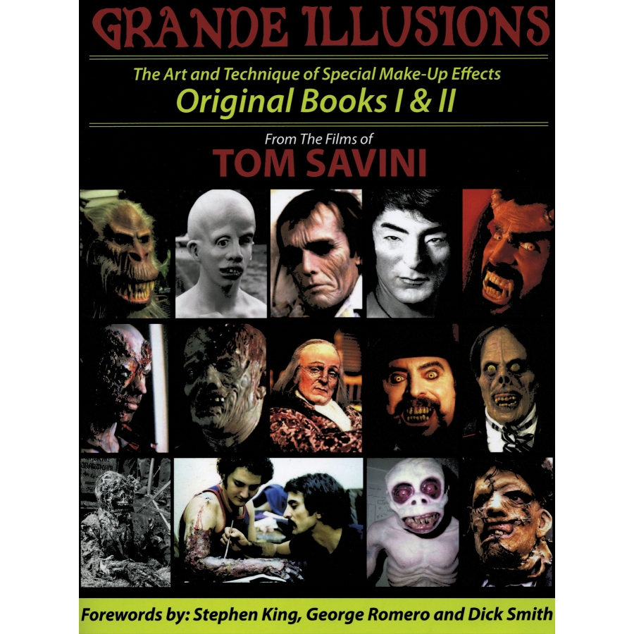 GRANDE ILLUSIONS BOOK I AND II