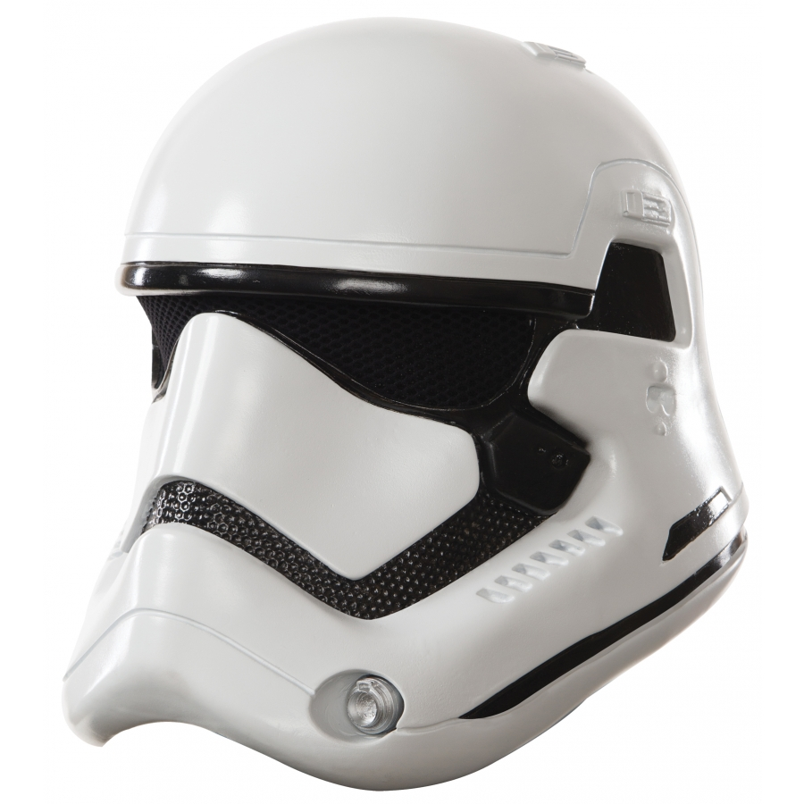 STORMTROOPER 2 PIECE MASK ADUL
