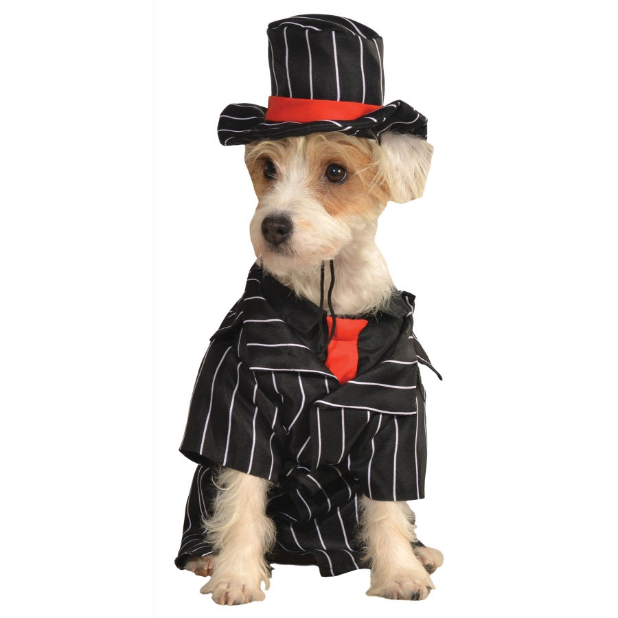 PET COSTUME MOB DOG LARGE