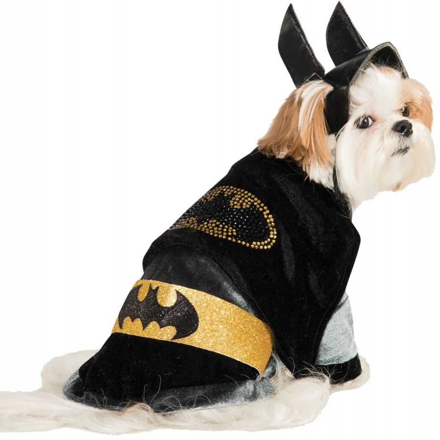 PET COSTUME BATMAN LARGE