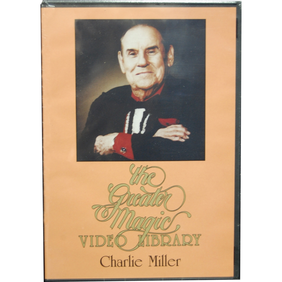 CHARLIE MILLER RETURNS 17 DVD