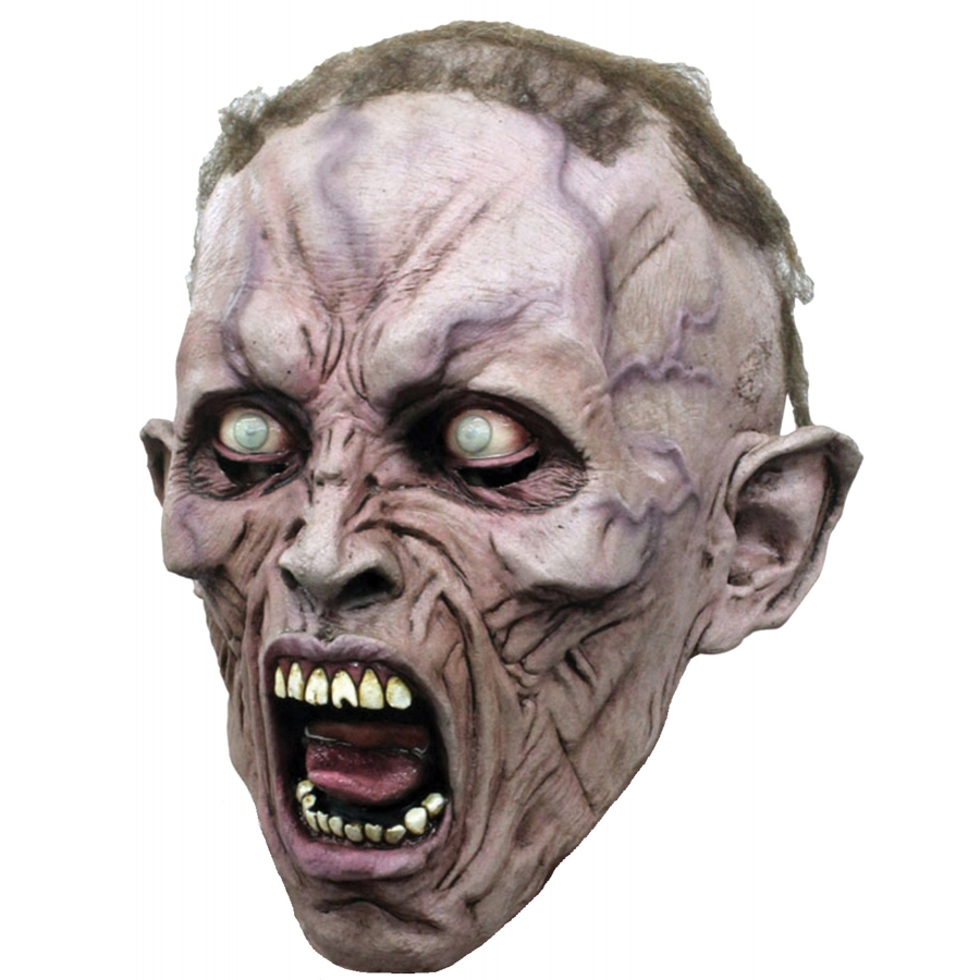 WWZ SCREAM ZOMBIE 2 3/4 MASK