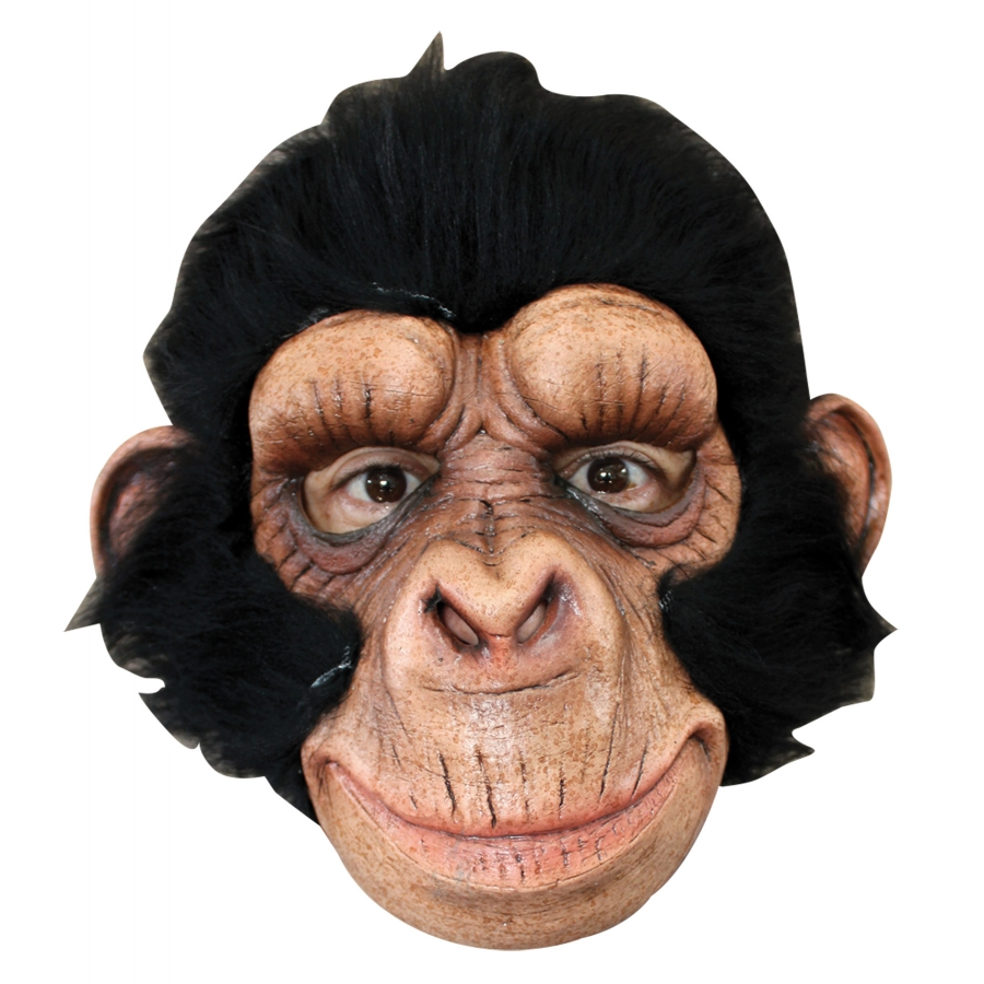 CHIMP GEORGE LATEX MASK