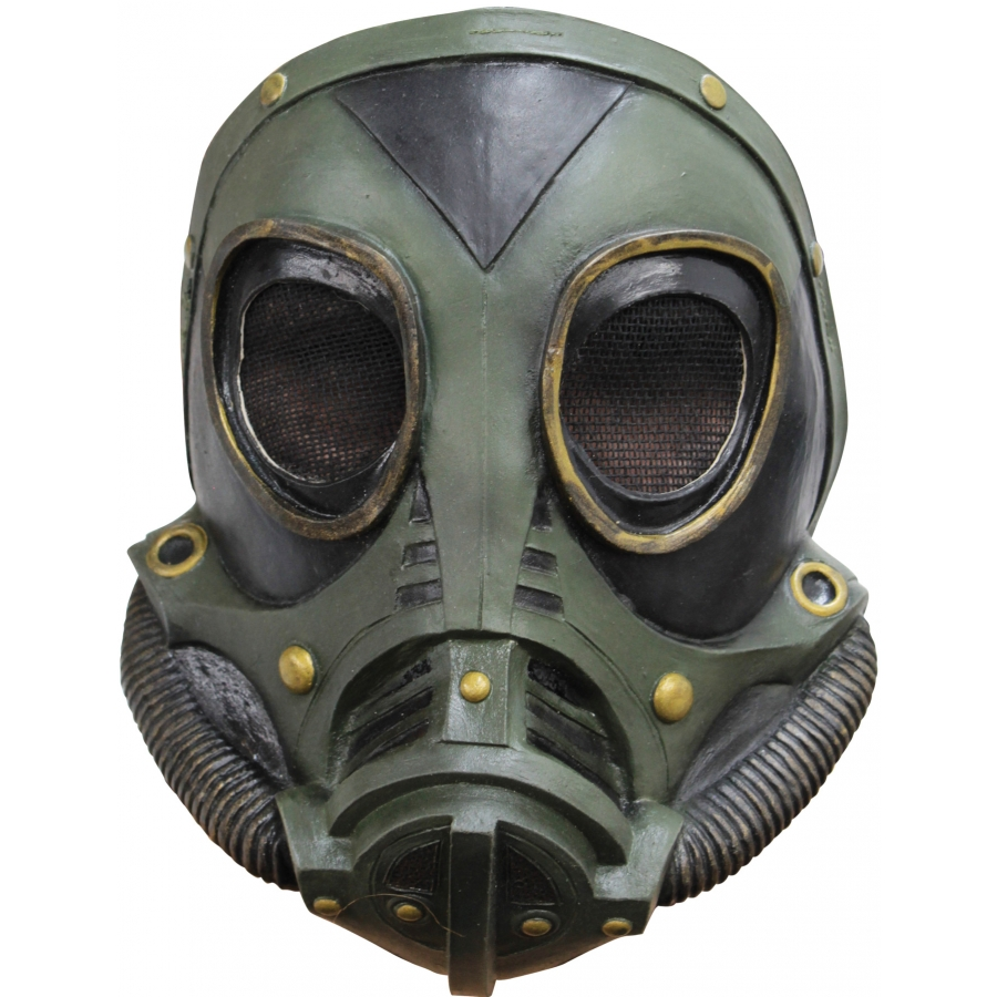 M3A1 GAS LATEX MASK