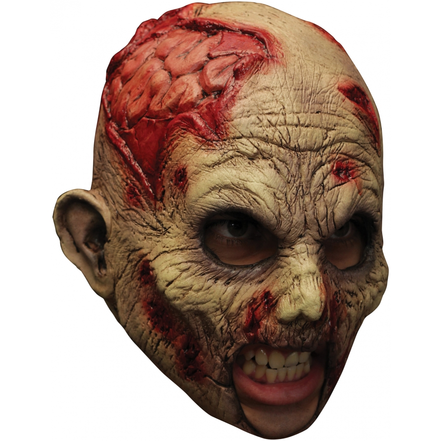 UNDEAD CHINLESS LATEX MASK