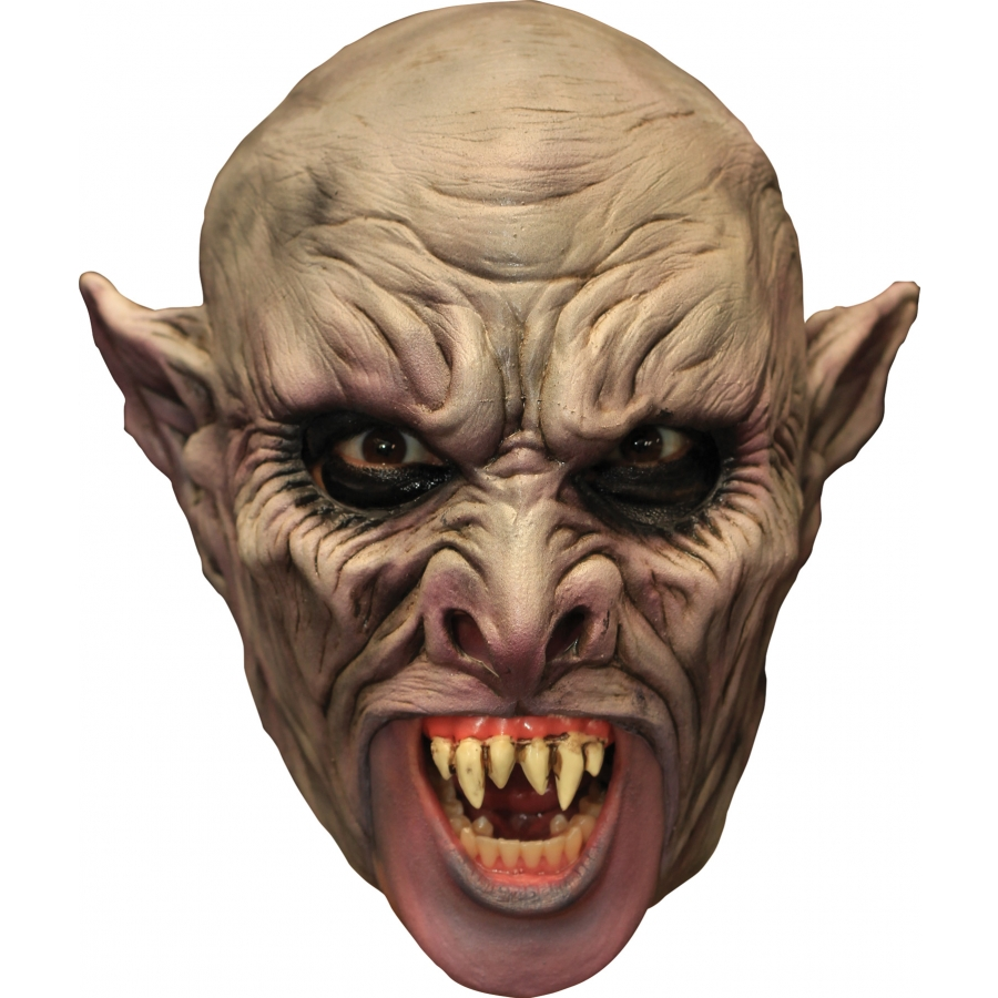 VAMP CHINLESS LATEX MASK