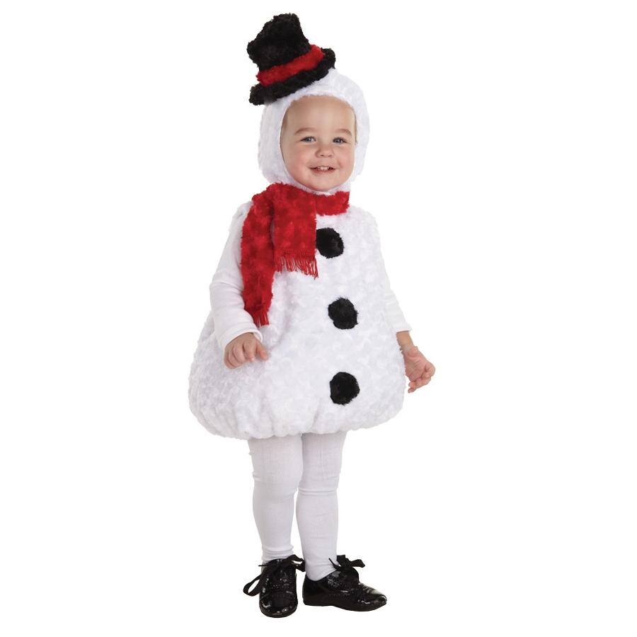 Новогодние костюмы для ребенка
