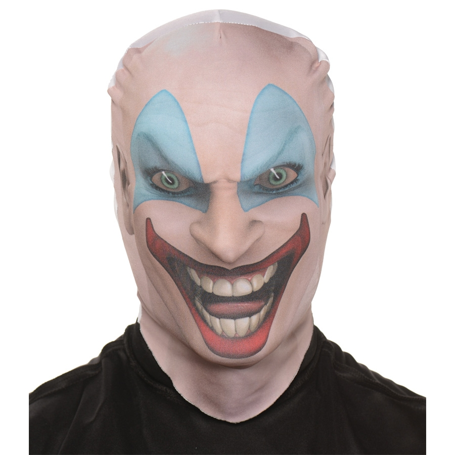 KILLER CLOWN SKIN MASK