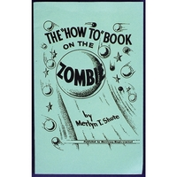 HOW TO BOOK ON ZOMBIE