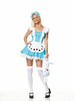 ALICE GIRL COSTUME SMALL