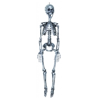 SKELETON STEEL GRAY 35 INCHES