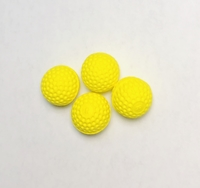 Neon Gripper Combo Chop Cup Balls Set of 4 by Timco Magic