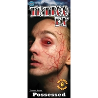 POSSESSED TRAUMA TATTOO