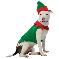 PET COSTUME ELF LARGE