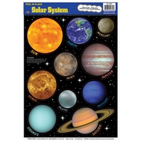 SOLAR SYSTEM PEEL N PLACE