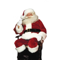 SANTA SUIT CRIMSON IMPERIAL XL