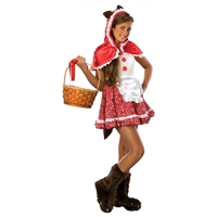 RED RIDING HOOD TWEEN SMALL