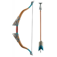 LINK BREATH OF WILD BOW ARROW