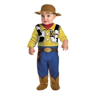 TOY STORY WOODY INFANT 0 6 MOS