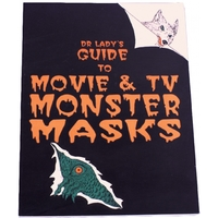DR LADYS MONSTER MASK BOOK